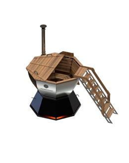 Банный чан КНЯЗЬ (3-4 чел) на печи